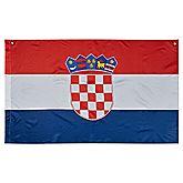 Croatie fan drapeau
