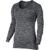 Dri-FIT Knit Top LS Femmes
