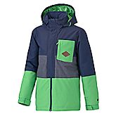 Elvon giacca da sci bambino