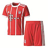FC Bayern Home Replica Kinder Fussball Set