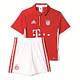 FC Bayern Mini Set Home Enfants