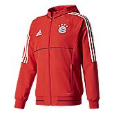 FC Bayern Presentation hoodie uomo