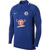 FC Chelsea Squad Drill longsleeve uomo