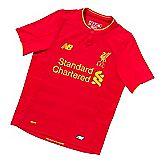 FC Liverpool Replica Tricot Home Kinder