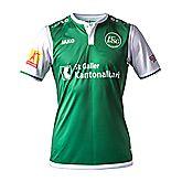 FC St.Gallen Home Replica maglia da calcio uomo