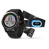 Fenix 5 Sapphire Performer Bundle orologio sportivo