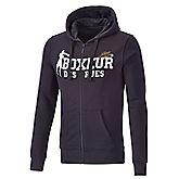 Front Big Logo hoodie hommes