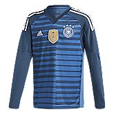 Germany Home Kinder Torwarttrikot