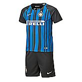 Inter Mailand Home Replica Kinder Fussballset