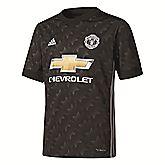 Manchester United Away Replica Kinder Trikot