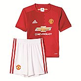 Manchester United Mini Kit Home Enfants
