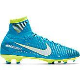 Mercurial Superfly DF NJR FG chaussures de football enfants