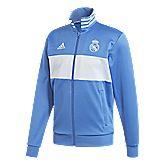 Real Madrid 3 Stripes Herren Pullover