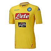 SSC Napoli Away Replica maglia uomo