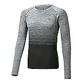 Seamless Knit Shirt Hommes