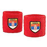 Serbie fan poignet