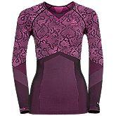 Shirt l/s Crew Neck Blackcomb sous-vêtements fonctionnels femmes