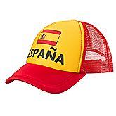 Spagna fan cap