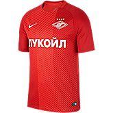 Spartak Moskau Home Replica maglia uomo