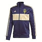 Suède Track veste hommes