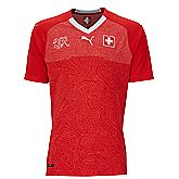 Suisse Home Replica Kinder Trikot