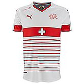 Suisse Replica Tricot Away Hommes