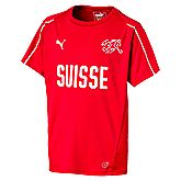 Suisse Training Kinder Trikot