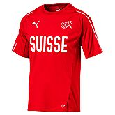Suisse Training maillot