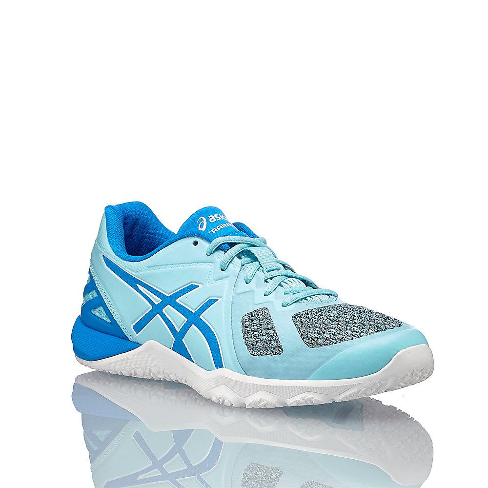 Conviction X Damen Fitnessschuh in blau von Asics günstig im Online-Shop  kaufen