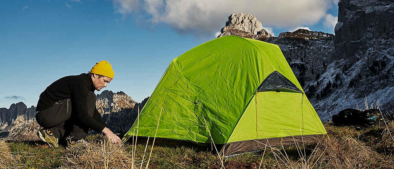 Wildcampen Packliste