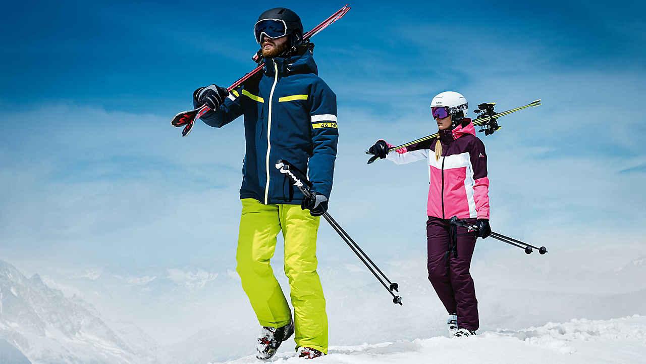 Ski- & Snowboardvermietung mit Rückerstattungsgarantie