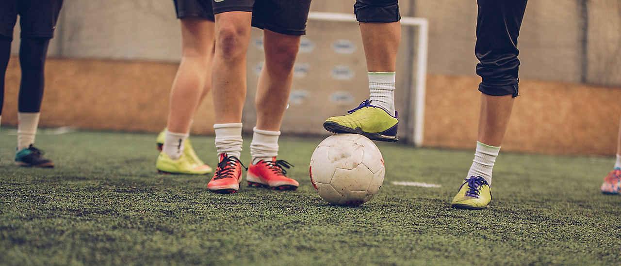 Trouve ta chaussure de football idéale