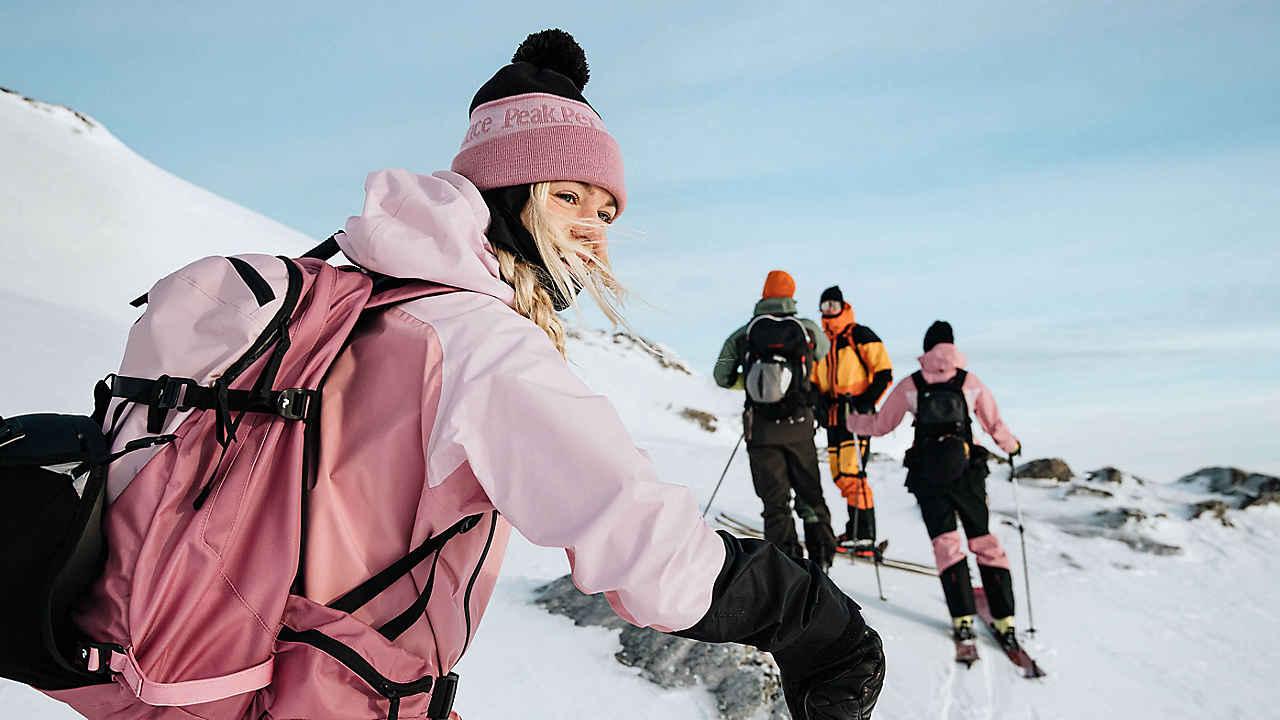 freeride/ski