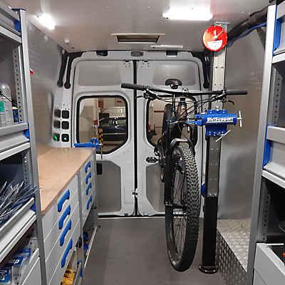 Check de contrôle et de sécurité Bike