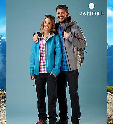 Skijacke 46 nord