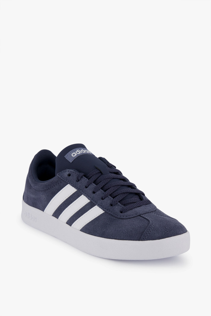 adidas Damen VL Court 2.0 Sneakers Dunkelblau
