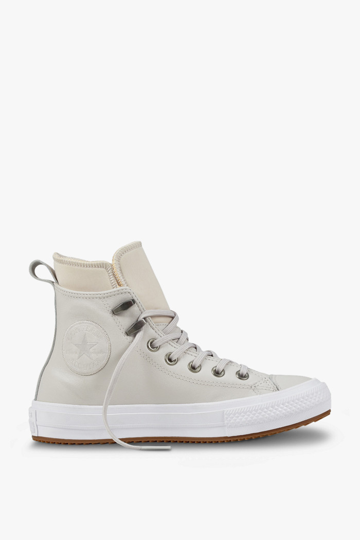 Chuck Taylor All Star Hi Damen Sneaker in beige Converse