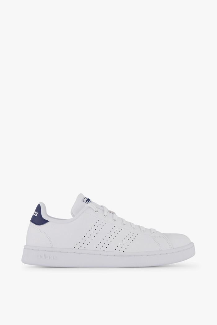 adidas Performance CF Advantage Herren Sneaker in weiß