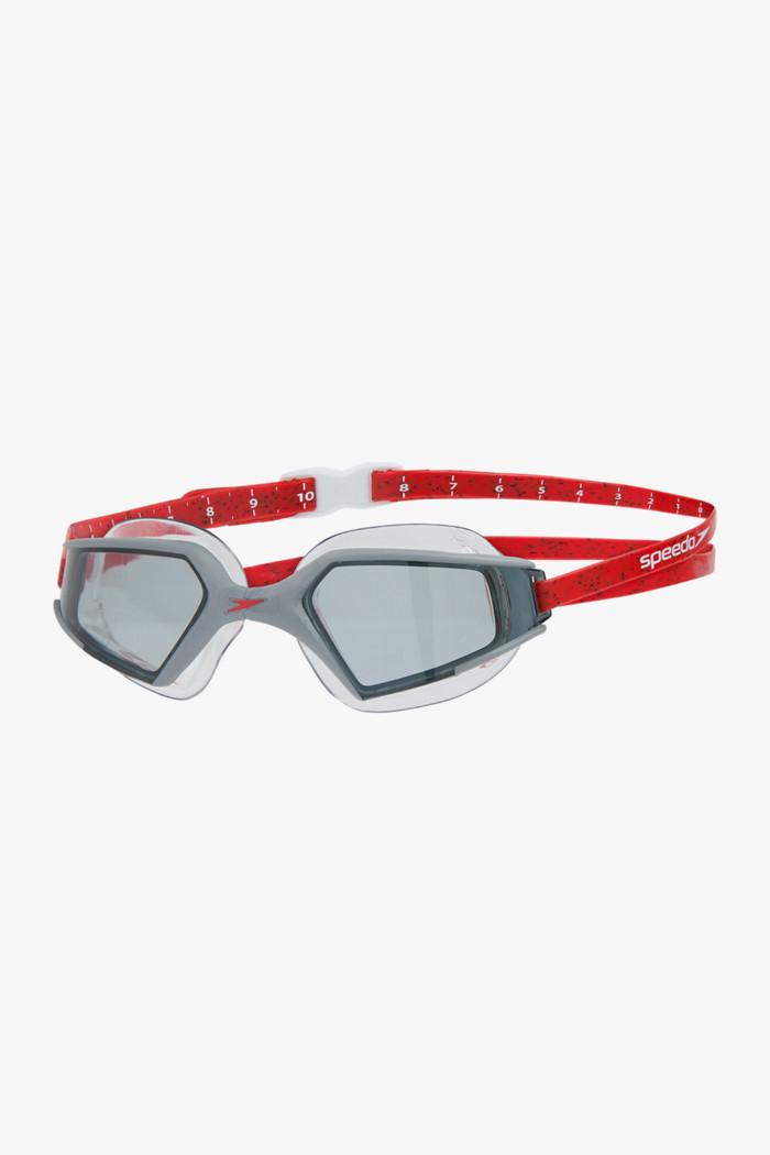 5fa71d5f2bba8 Aquapluse Max Schwimmbrille in rot - Speedo | online kaufen
