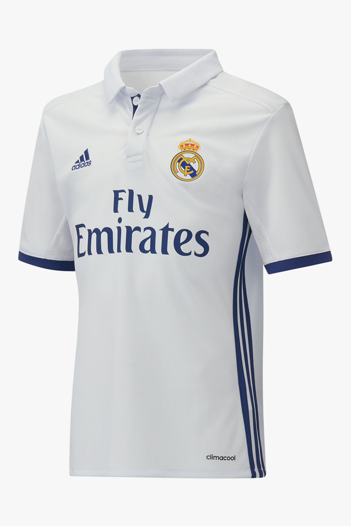 new concept 1929d e0763 adidas Real Madrid Tricot Home Bambino