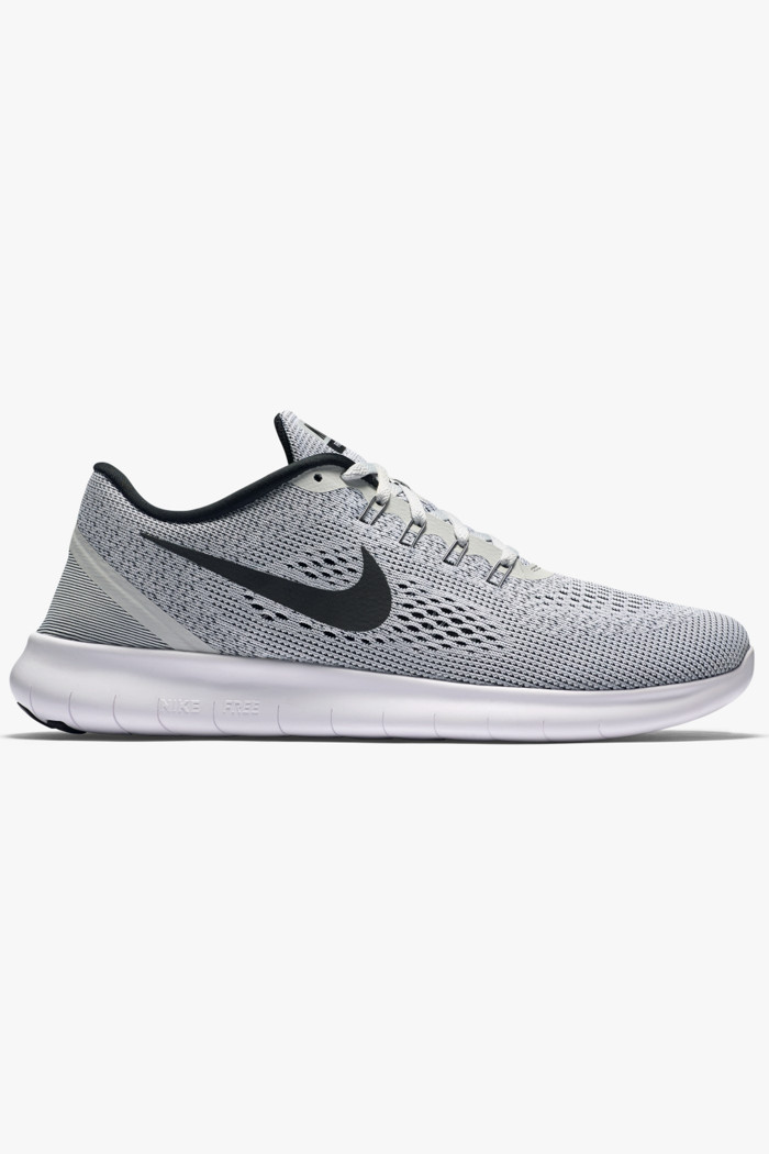 Nike Free RN 2018 Herren Laufschuh (grau)
