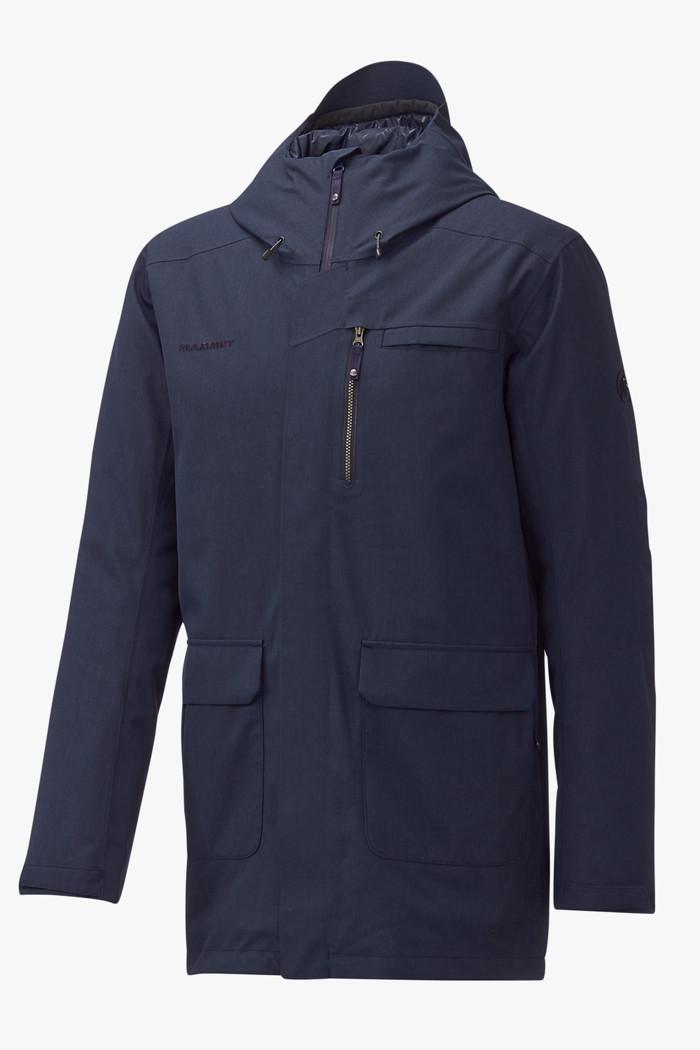 new product 47bea 5cbcf Trovat Parka Herren in blau - Mammut | online kaufen