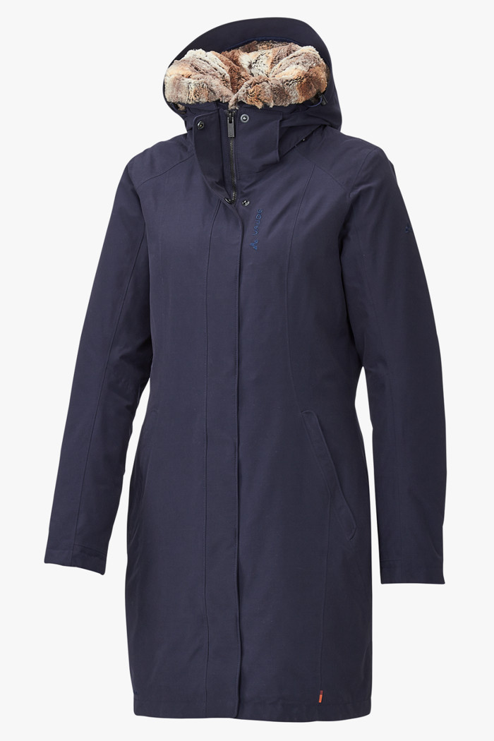 online retailer 13a69 dd6d2 Zanskar Coat Damen in dunkelblau - Vaude | online kaufen