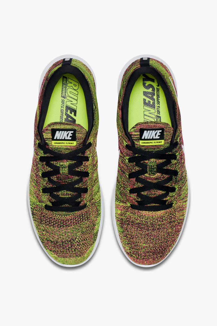 competitive price 9b198 53757 Nike Nike Lunarepic low flyknit Hommes
