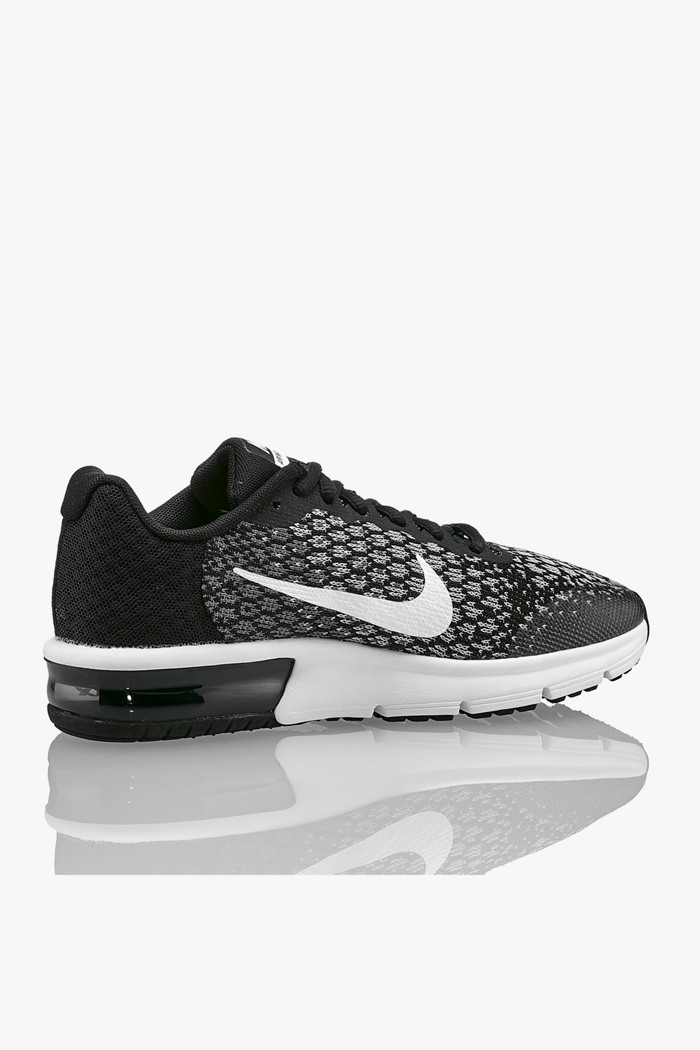 nike air max sequent 2 homme gris