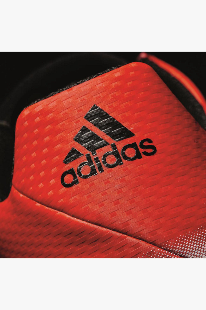 Messi 16.3 Indoor Kinder in rot adidas Performance