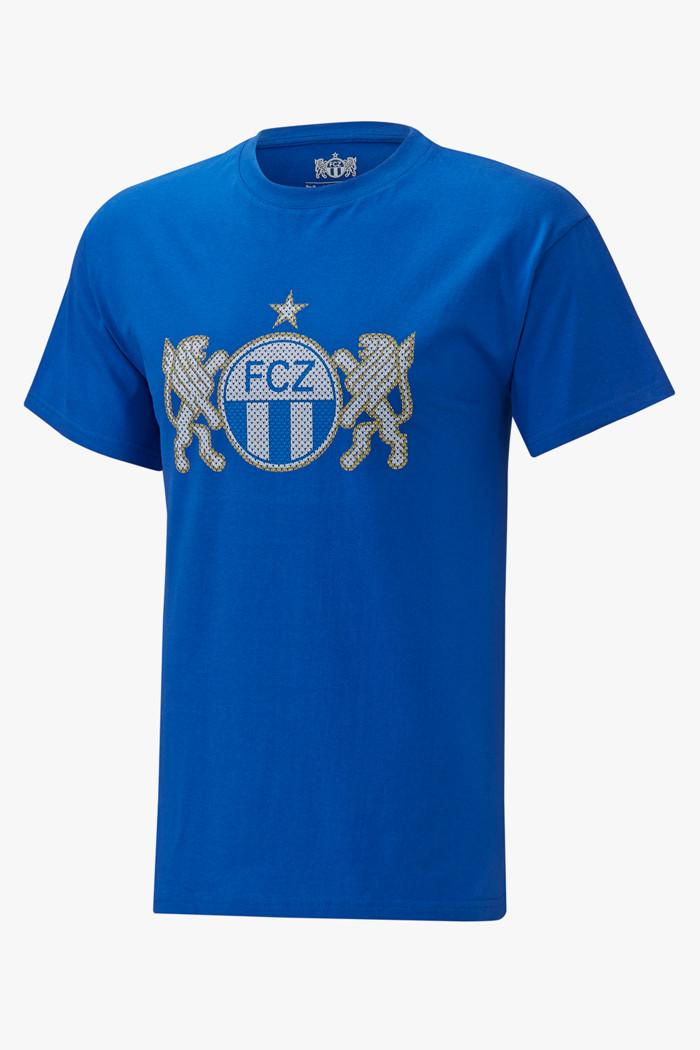 Nike FCZ Shirt Mini Logo Kinder in blau sichern | Ochsner Sport