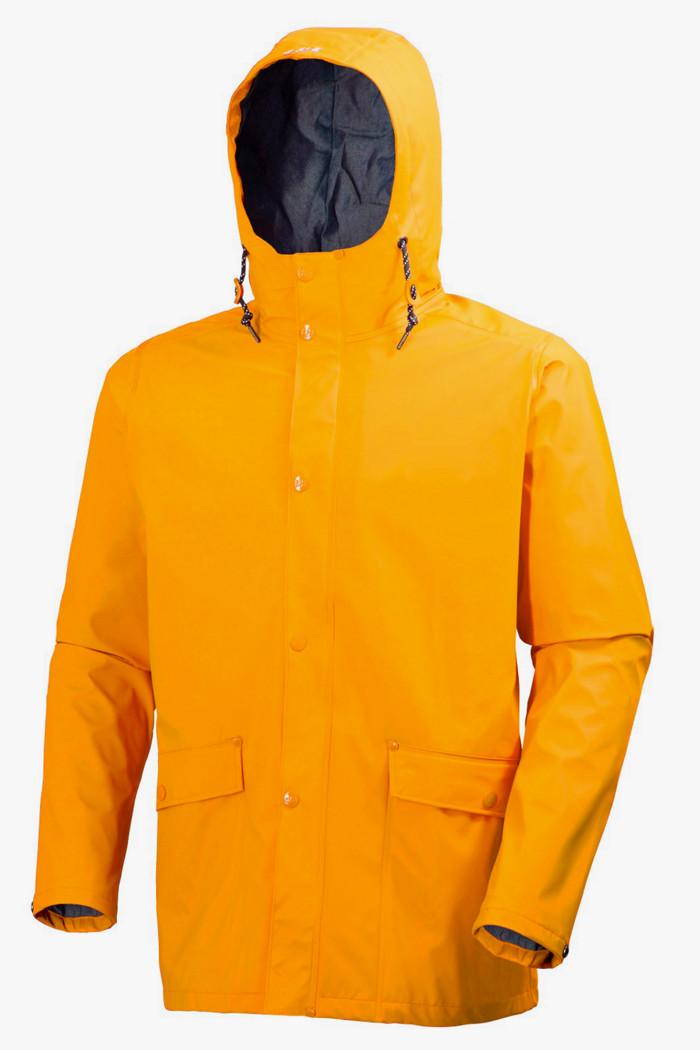 new products 2e352 57dae Comprare Lerwick giacca impermeabile uomo in giallo di Helly ...