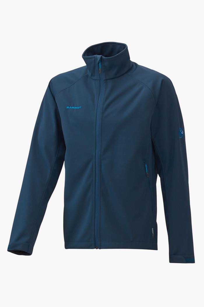 online store 63133 f6bfa Clion Advanced SO Jacket Herren in blau - Mammut | online kaufen
