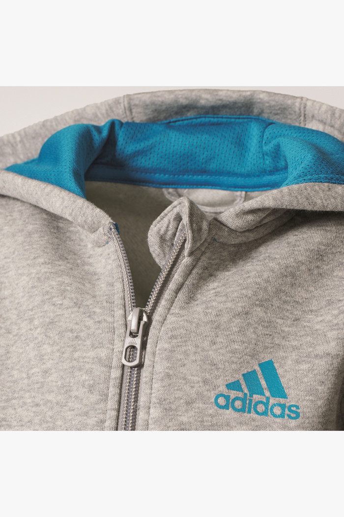 Hojo Kinder Trainingsanzug in grau adidas | online kaufen